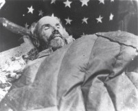 Norman Bethune after death